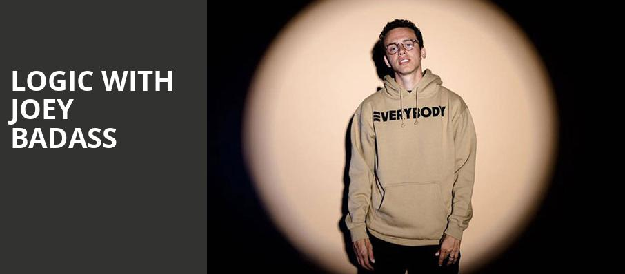 Logic with Joey Badass, Jacobs Pavilion, Cleveland