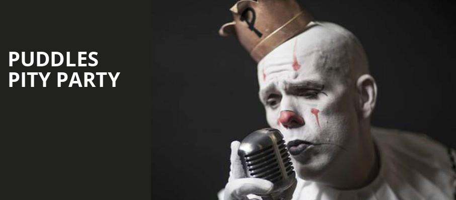 Puddles Pity Party, House of Blues, Cleveland