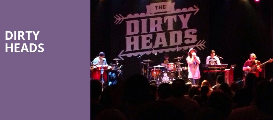 Dirty Heads, Jacobs Pavilion, Cleveland