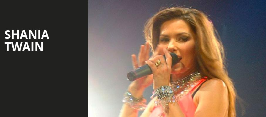Shania Twain, Quicken Loans Arena, Cleveland