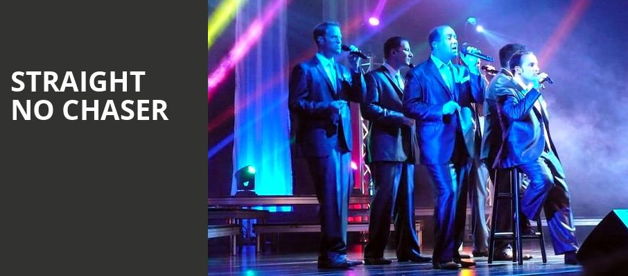 Straight No Chaser, State Theater, Cleveland