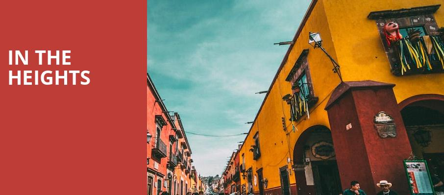 In The Heights, Geauga Lyric Theater, Cleveland