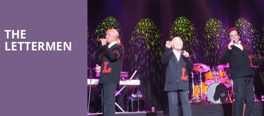The Lettermen, Lorain Palace Theatre, Cleveland