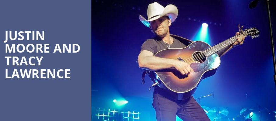 Justin Moore and Tracy Lawrence, Wolstein Center, Cleveland