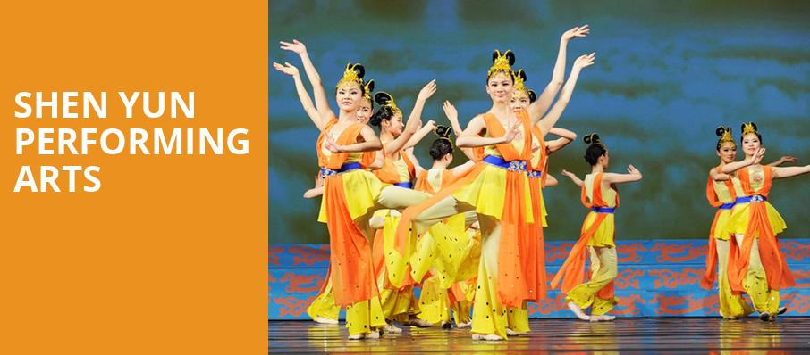 Shen Yun Performing Arts, State Theater, Cleveland