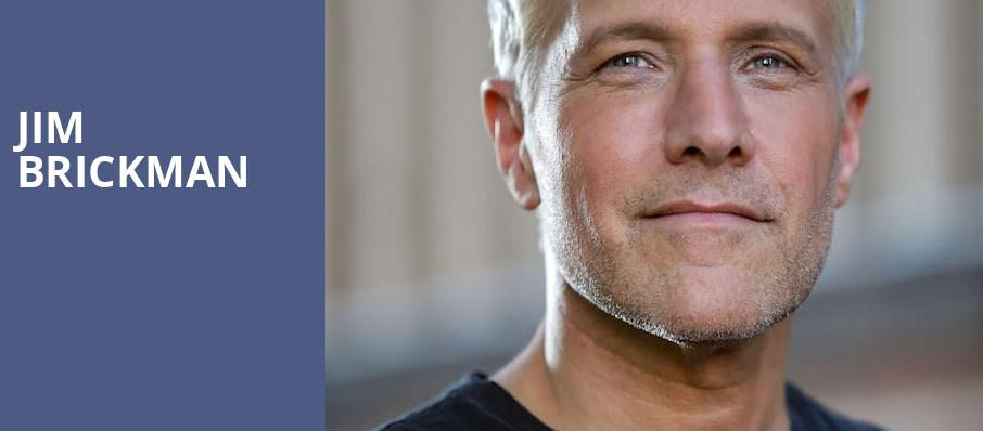 Jim Brickman, State Theater, Cleveland