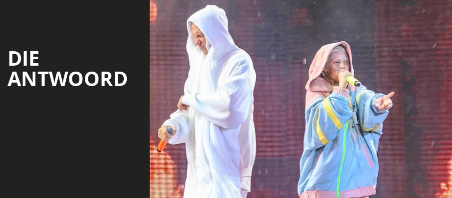 Die Antwoord, Jacobs Pavilion, Cleveland