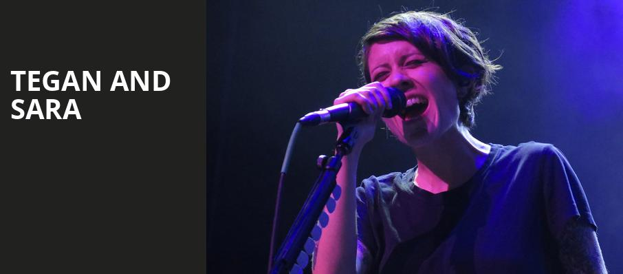 Tegan and Sara, House of Blues, Cleveland