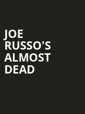 Joe Russos Almost Dead, Jacobs Pavilion, Cleveland