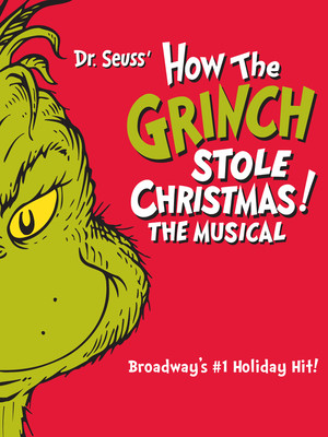 How The Grinch Stole Christmas, Connor Palace Theater, Cleveland