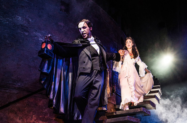 Phantom Of The Opera, State Theater, Cleveland