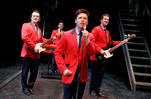 Jersey Boys, State Theater, Cleveland