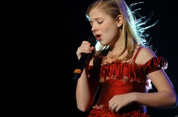 Jackie Evancho, Ohio Theater, Cleveland