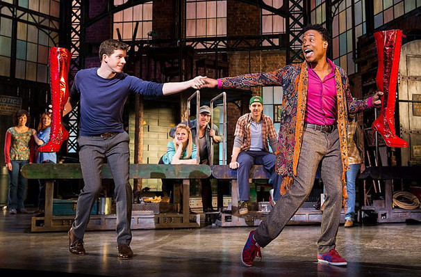 Kinky Boots, Connor Palace Theater, Cleveland
