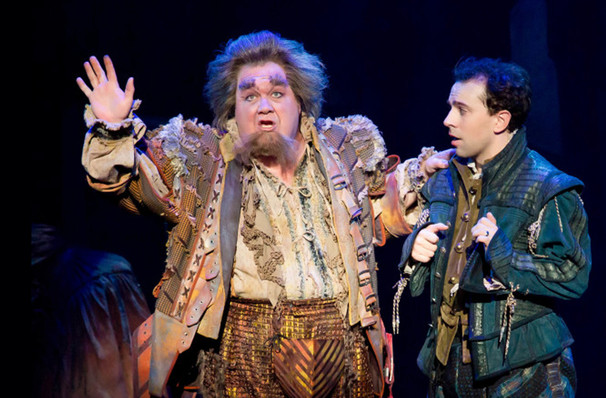 Something Rotten, Connor Palace Theater, Cleveland