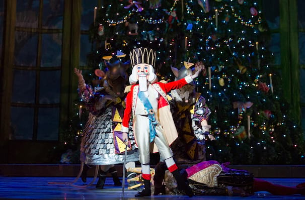 Pennsylvania Ballet The Nutcracker, State Theater, Cleveland